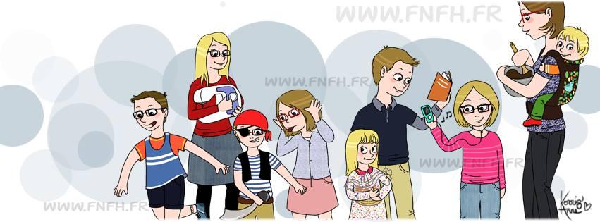 ♥ Famille Nombreuse Famille Heureuse ♥