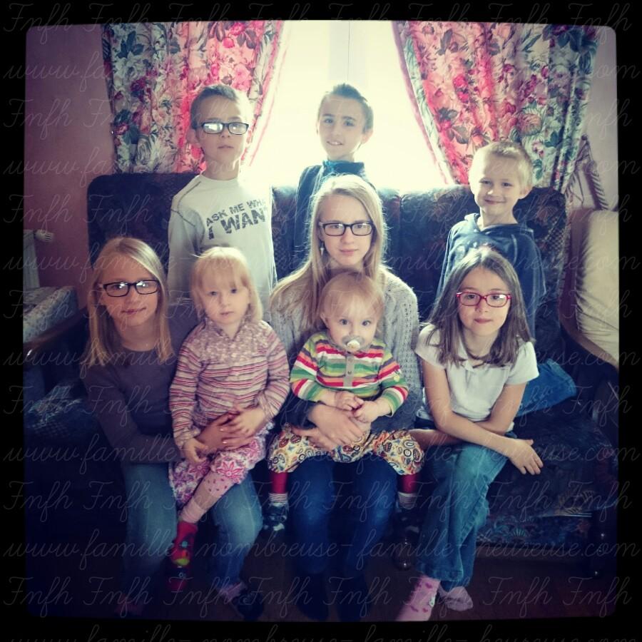 D fi fou 2015 22 famille nombreuse famille heureuse - Canape famille nombreuse ...