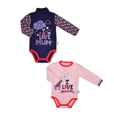 lot-de-2-bodies-bebe-fille-manches-longues-mummy (1)
