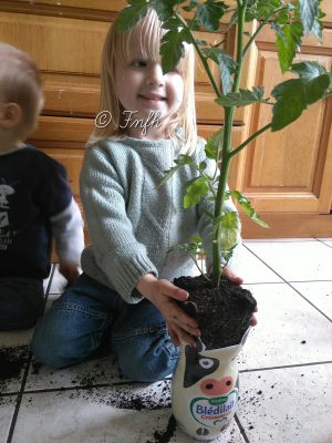 Un DIY avec Blédina pour la fête des papas