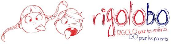 La fête des père avec Rigolobo c'est trop rigolo :)