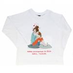 t-shirt-fille-manches-longues-maman-distributeur-de-calins-signe-nathalie-jomard
