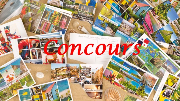Concours Cartes Postales vacances d'été 2016