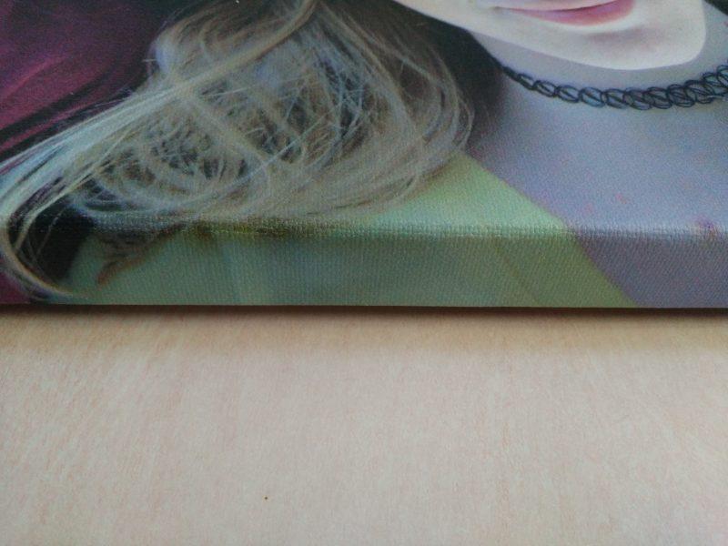 Une très belle toile de leurs frimousses sur mon mur avec Carteland