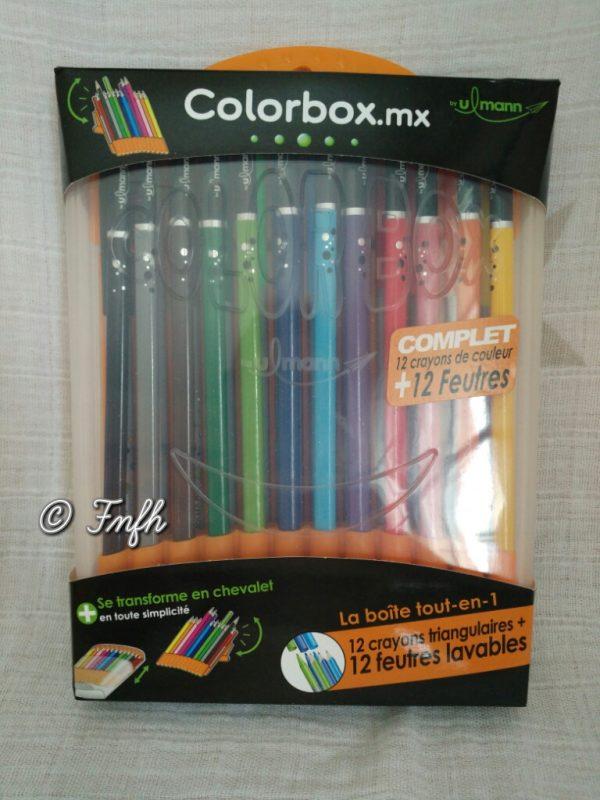 la Colorbox L'INCONTOURNABLE HAUT EN COULEURS DE LA RENTRÉE