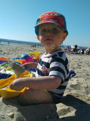 Week end à la mer les vêtements pour bébés et enfants