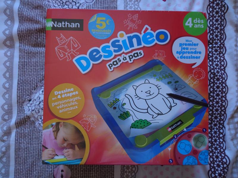 Apprendre à déssiner pas à pas avec Dessineo