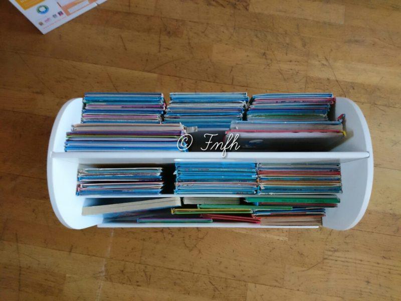 La boîte à livres pour enfant par Tidy Books { #Concours }