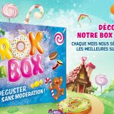 Nostalgie d'enfance la box bonbons d'une génération souvenirs