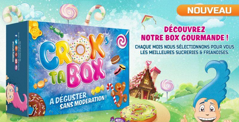 Nostalgie d'enfance la box bonbons d'une génération souvenir