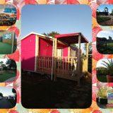 Un week end au camping avec Cybele Vacances en mobil home