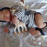 Sophie la girafe personnalisable au Prénom ou à la date de naissance de l'enfant
