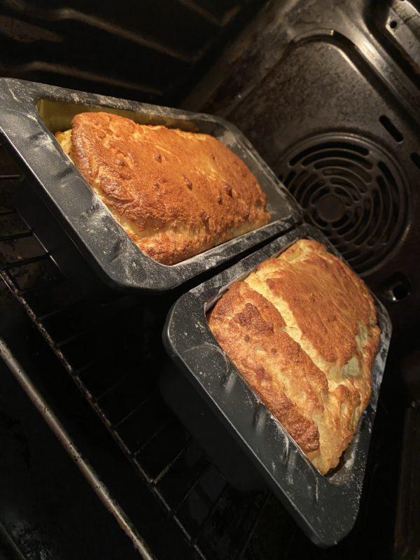 Recette du Soufflé au fromage pour 4 personnes avec FNFH