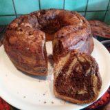 Recette du gâteau marbré au CookExpert de Magimix